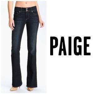 Paige Hidden Hills Bootcut Jeans 👖